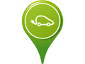 AUTOMOBILE : - Carte des bornes de recharge